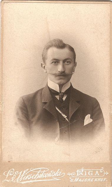Zygmunt Naruszewicz, mąż Zofii z Wyrzykowskich