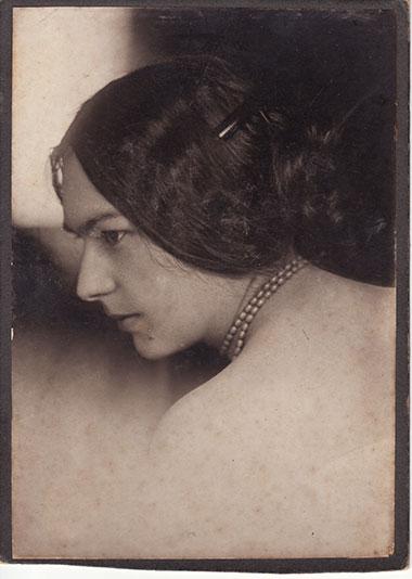 Janina Tałat-Kiełpsz, z d. Jezierska