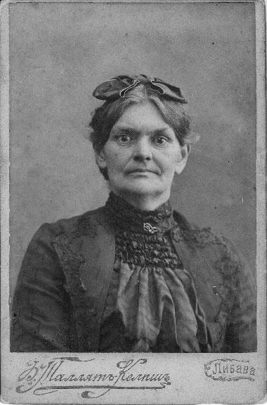 Karolina z Majewskich Jezierska