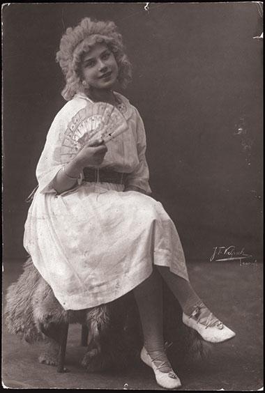 Mieczysława, córka Janiny i Bolesława Tałat-Kiełpszów