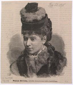 Maria Deryng