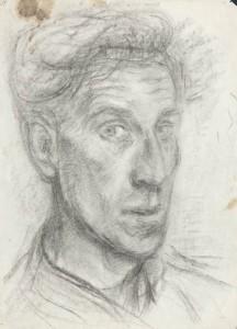 Stanisław Grabowski. Autoportret