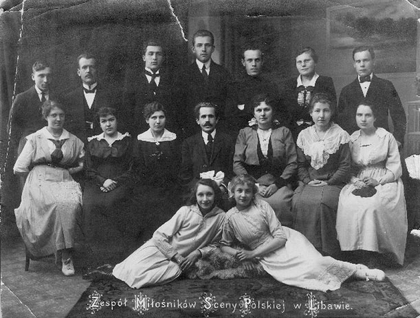 Zespół miłośników sceny polskiej w Lipawie