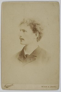 Ignacy Jan Paderewski, ok. 1885 r.