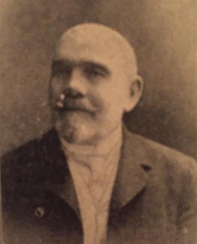 """Hipolit Cieszkowski (1835 - 1907). Zdj. """"Świat, pismo tygodniowe ilustrowane"""" (20.07.1907 r.}"""