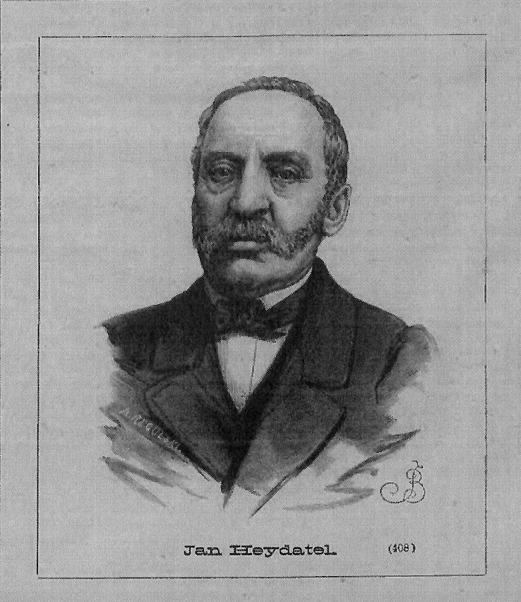 Jans Hejdatels (1800-1871)
