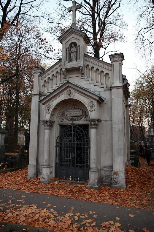Kaplica grobowa Emilii i Jana Blochów