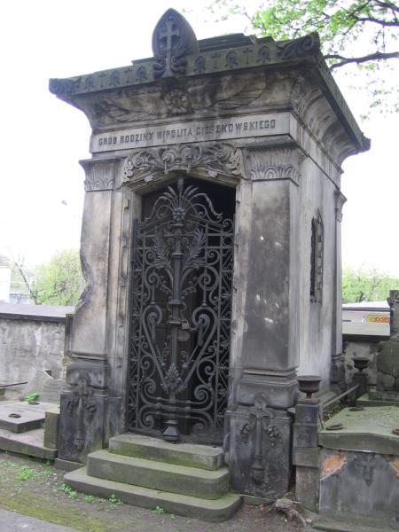 Kaplica grobowa rodziny Hipolita Cieszkowskiego
